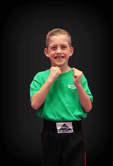 Kids Martial Arts kickboxing